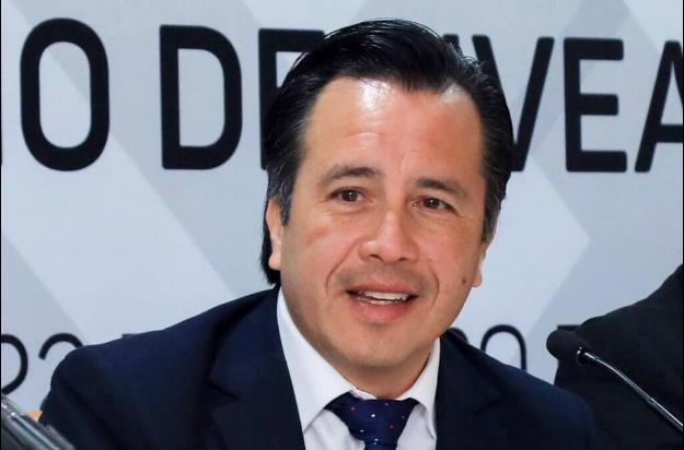 Cuitláhuac García, entre los 10 gobernadores con mejor aceptación poblacional