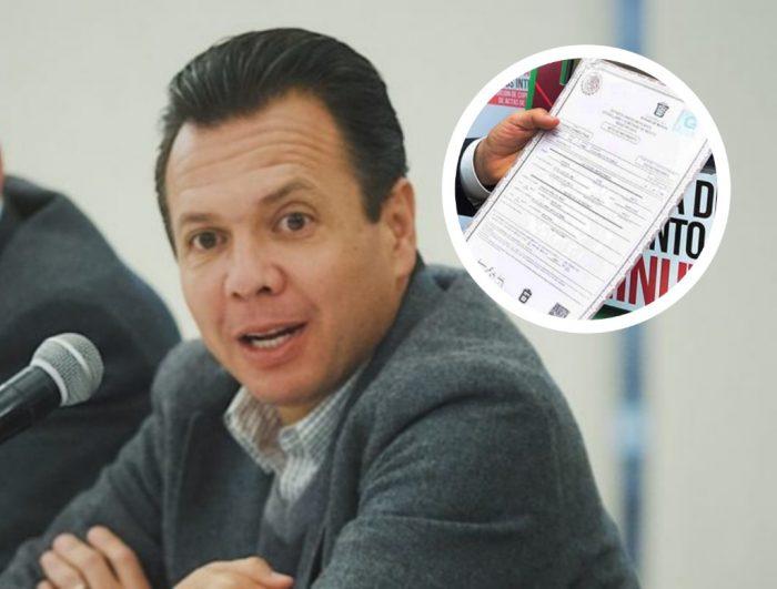Pablo Lemus anuncia campaña de expedición de actas de nacimiento gratuitas