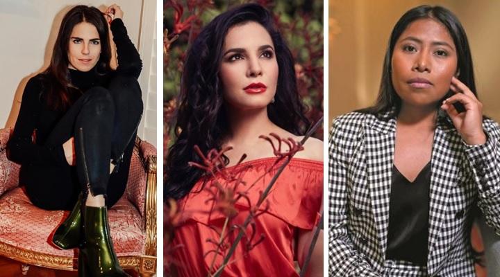 Difunden supuesta lista de actrices que envidiarían a Yalitza Aparicio