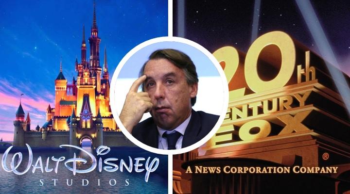Alianza entre Disney y Twenty Century Fox daría duro golpe a Televisa