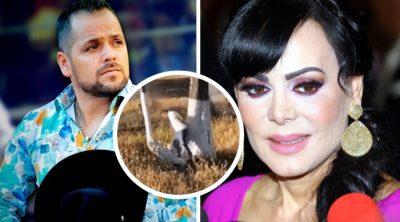 Maribel Guardia lamenta muerte de Hugo Figueroa confirmando cobros de piso