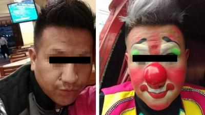 Detienen a payaso por abusar de su hijastra de 12 años en Edomex. Noticias en tiempo real