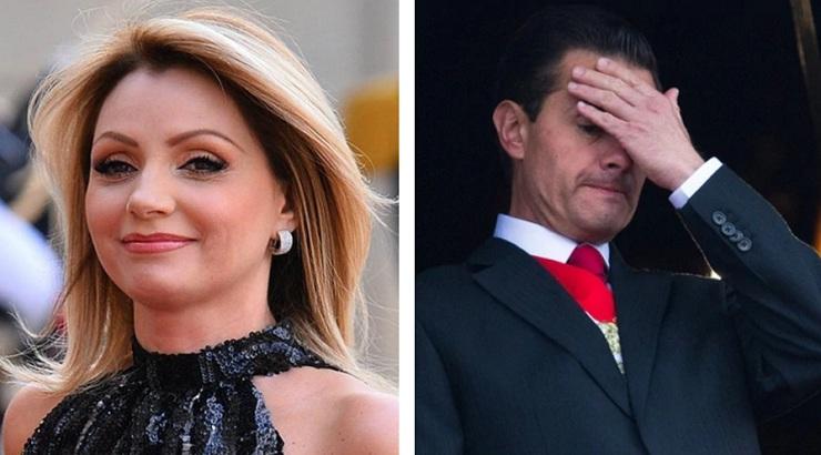 Angélica Rivera deslumbra con su apariencia tras anunciar divorcio