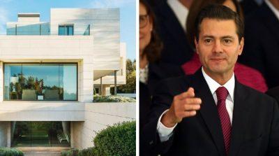 Peña Nieto rompe el silencio sobre supuestas propiedades en España