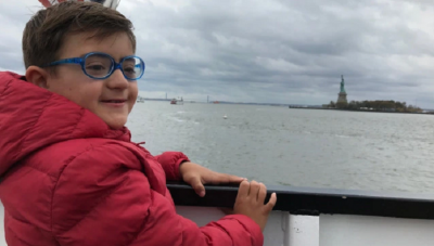 Conmueve emotiva carta de padre a su hijo con síndrome de Down
