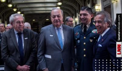 Carlos Slim acusa a órganos reguladores de frenar inversión con burocracia