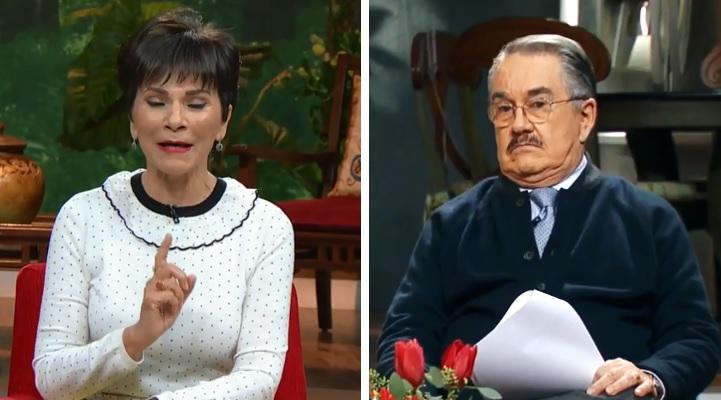 Pati Chapoy estalla contra Televisa mandando contundente mensaje en redes