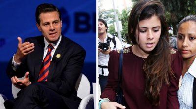 Paulina Peña se pone romántica ante supuestas infidelidades de su padre. Noticias en tiempo real