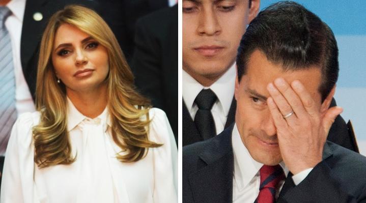 Resultado de imagen para angelica rivera habla 2019