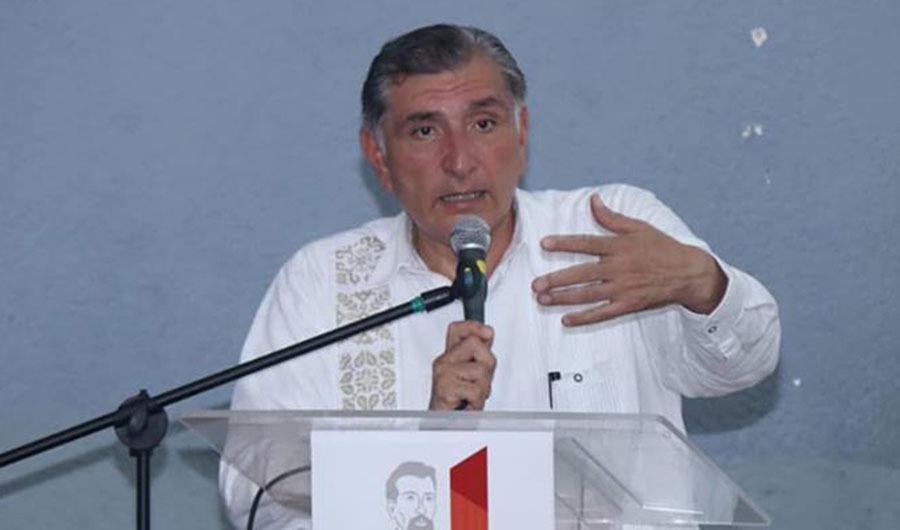 Avanza negociación de nueva tarifa eléctrica para Tabasco: Adán Augusto