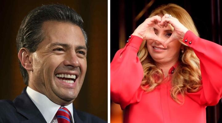 Peña Nieto levanta sospechas en redes ¿para recuperar a Angélica Rivera?