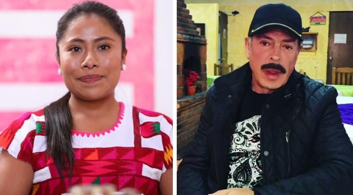Sergio Goyri manda mensaje tras llamar 'pinche india' a Yalitza Aparicio