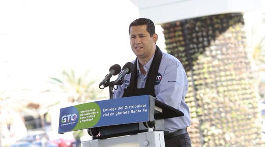 Guanajuato, el estado mejor conectado en el país: Diego Sinhue