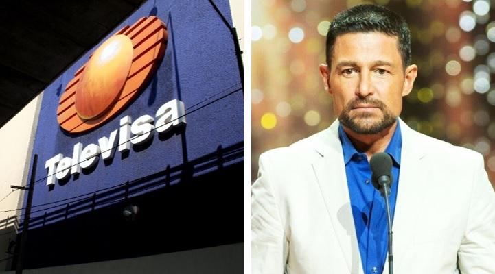 Revelan detalles del regreso de Fernando Colunga a la pantalla de Televisa