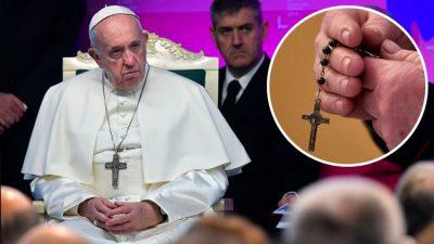 Vaticano revela las misteriosas reglas para los sacerdotes que tienen hijos