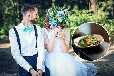 No queremos asesinos en la boda: novia prohíbe entrada a los que no son veganos
