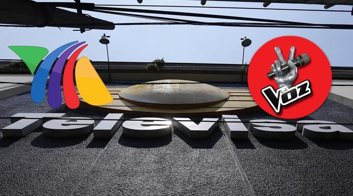 Exhiben amenaza de Televisa para interesados en participar en La Voz
