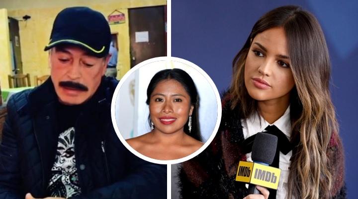 Eiza Gonzalez sale en defensa de Yalitza Aparicio ante ataque de Sergio Goyri
