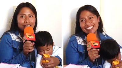 Conmueve primera entrevista a Yalitza Aparicio antes alcanzar la cima por Roma