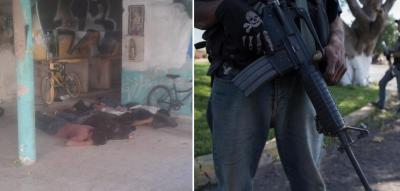 Supuesto enfrentamiento entre el CJNG y El Marro deja al menos 7 muertos