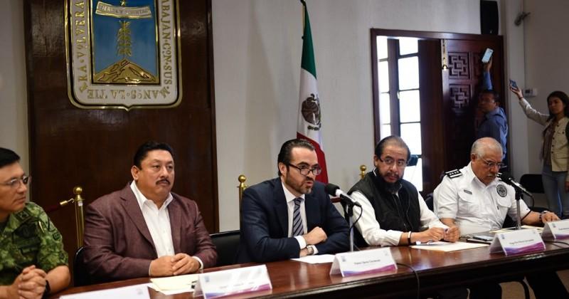 Gobierno de Morelos condena asesinato del activista Samir Flores