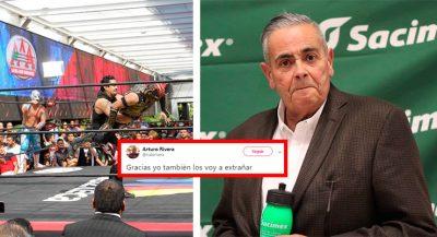 Conoce la triste despedida de El Rudo Rivera tras salida de AAA