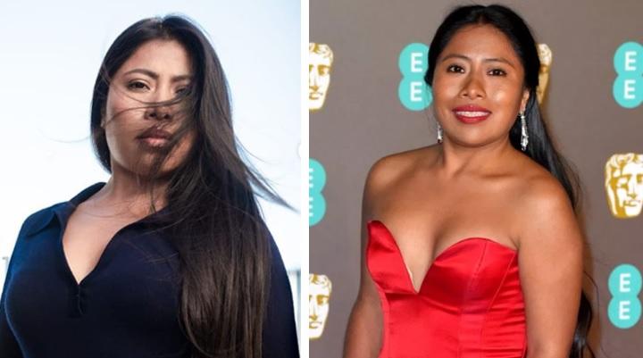Yalitza Aparicio muestra su lado más sensual en comentada sesión de fotos