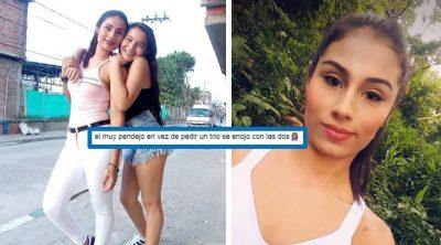 Chica bisexual le baja la amante a su novio; lo pendejea por no pedir un trío