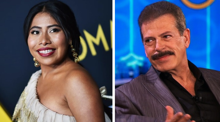 Pinche india: la cruel opinión de Sergio Goyri sobre Yalitza Aparicio