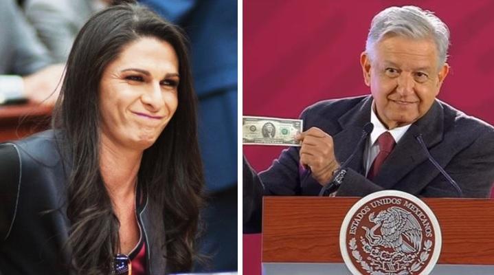 Dan a conocer sueldazo de Ana Gabriela Guevara; gana más que AMLO