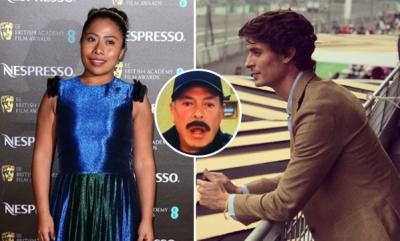 Mientras Sergio Goyri critica a Yalitza, su sobrino diseña para ella y la apoya