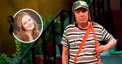 Luto sacude a El Chavo del Ocho: fallece actriz Olivia García (FOTO)