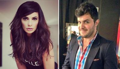 Cachan a Cecilia Galliano y Paul Stanley en romántica situación