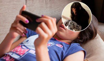 Niña de 9 años se suicida; su madre no la dejó jugar con el celular