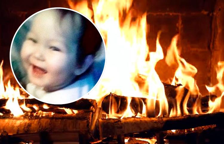Bebé muere calcinado; su abuelo lo metió a un horno