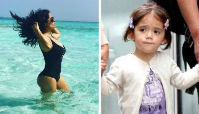Como gotas de agua: hija de Salma Hayek deslumbra por su belleza. Noticias en tiempo real