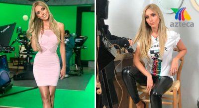 Shanik Aspe sorprende al anunciar regreso a TV Azteca