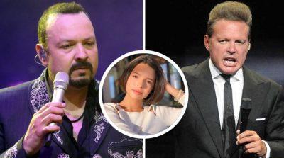 Pepe Aguilar arremete contra Luis Miguel ¿por culpa de su hija Ángela?