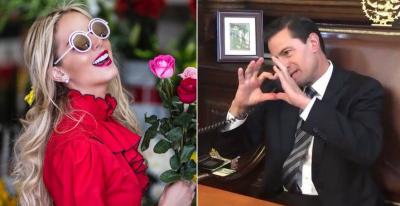Tania Ruiz se confiesa y destapa cómo es su relación con Peña Nieto