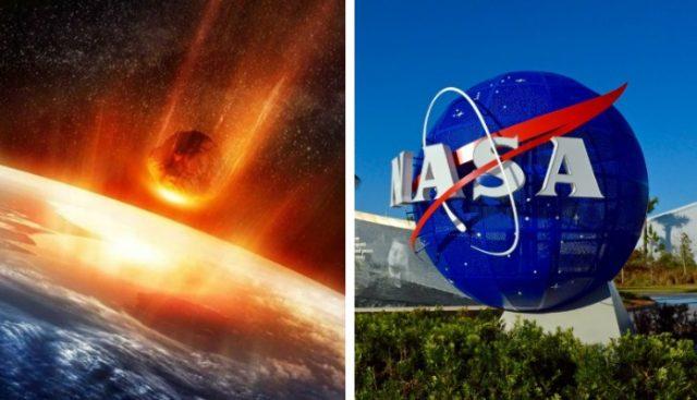 NASA informa sobre posible impacto de asteroide contra la Tierra