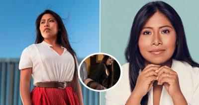 Difunden falsas imágenes íntimas de Yalitza Aparicio en redes sociales