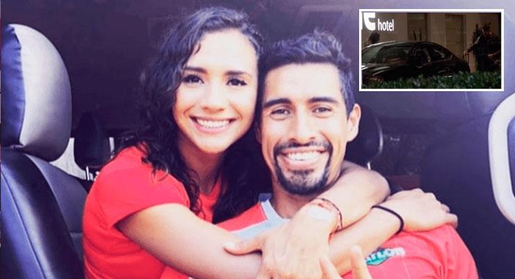 ¿Zudikey y Pato de Exatlón consuman su amor en un hotel? (VIDEO)
