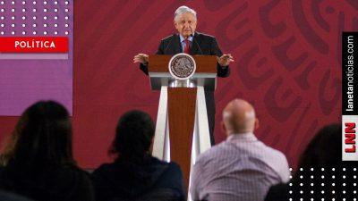 AMLO sobre huachicol: Sedena y Semar reforzarán seguridad en ductos de Hidalgo