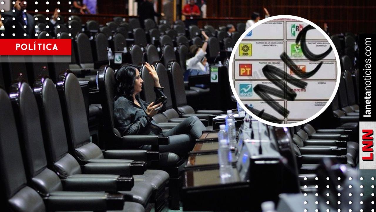 Opositores acusan supuesto plan de Morena para poner a AMLO en boleta de 2021