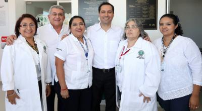 Yucatán cuenta con capacidades científicas para investigar delitos: Vila