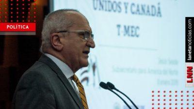 'EU y Canadá se están poniendo las pilas': Seade ve pronta ratificación del T-MEC