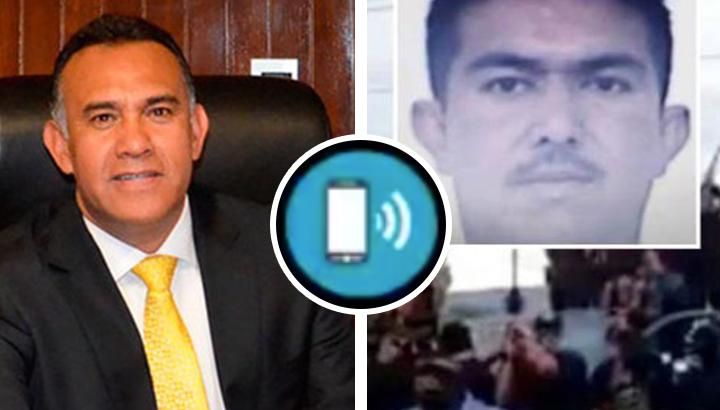 Exhiben presunto audio de El Puma, líder del CSRL, con exalcade del PRD
