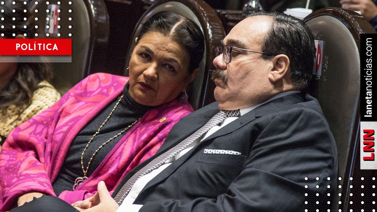Diputada del PRI explota contra AMLO: revocación de mandato es una vacilada
