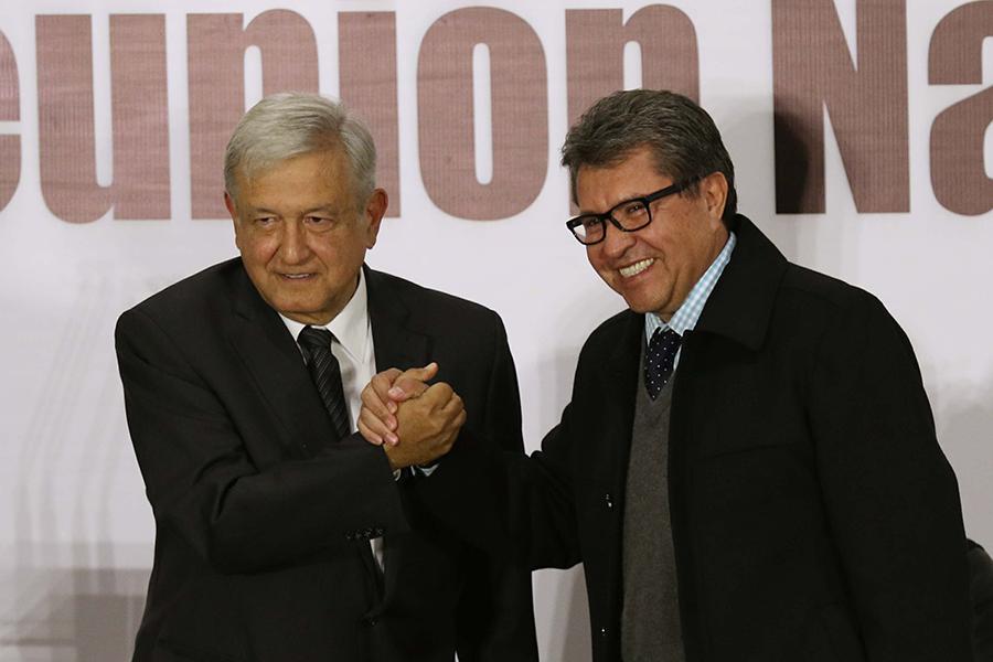 Monreal explica 'lo bueno, lo malo y lo feo' de los 100 días de gobierno de AMLO