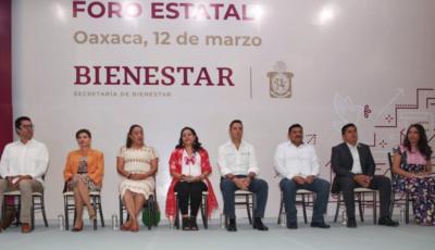 Mexicanos desean un país con bienestar y sin exclusiones: María Luisa Albores